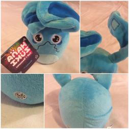 Hasbro Hanazuki Blue Easter Bunny Rabbit Plush Stuffie Hemka