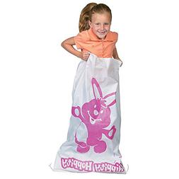Fun Express - Hippity Hop Easter Potato Sacks for Easter - T