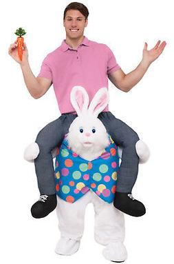 Hop Ride On Top Carry Me Easter Bunny Rabbit Costume Shoulde