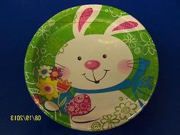 Hoppy Bunny Easter Rabbit White Cute Theme Holiday Party 7""