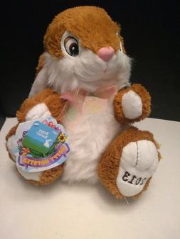 Hoppy Hopster Brown Floppy Hopster Easter Plush