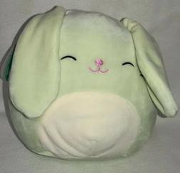 """Isabella The Green Bunny New With Tags Squishmallow 8"""" Plu"""