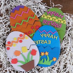 kindergarten Lots Arts Crafts Easter Bunny Surprise Egg Kids