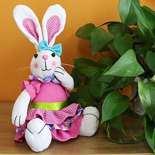 WEWILL Plush Rabbit Animal
