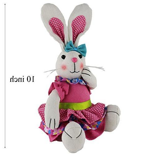 WEWILL Plush Rabbit Stuffed Animal