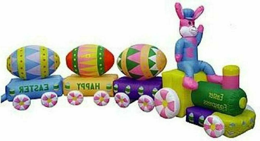 13 EggSpress Train Inflatable PRICE
