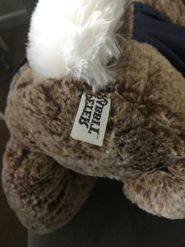 "16"" Rabbit 2018 Movie Bunny Stuffed Animal"
