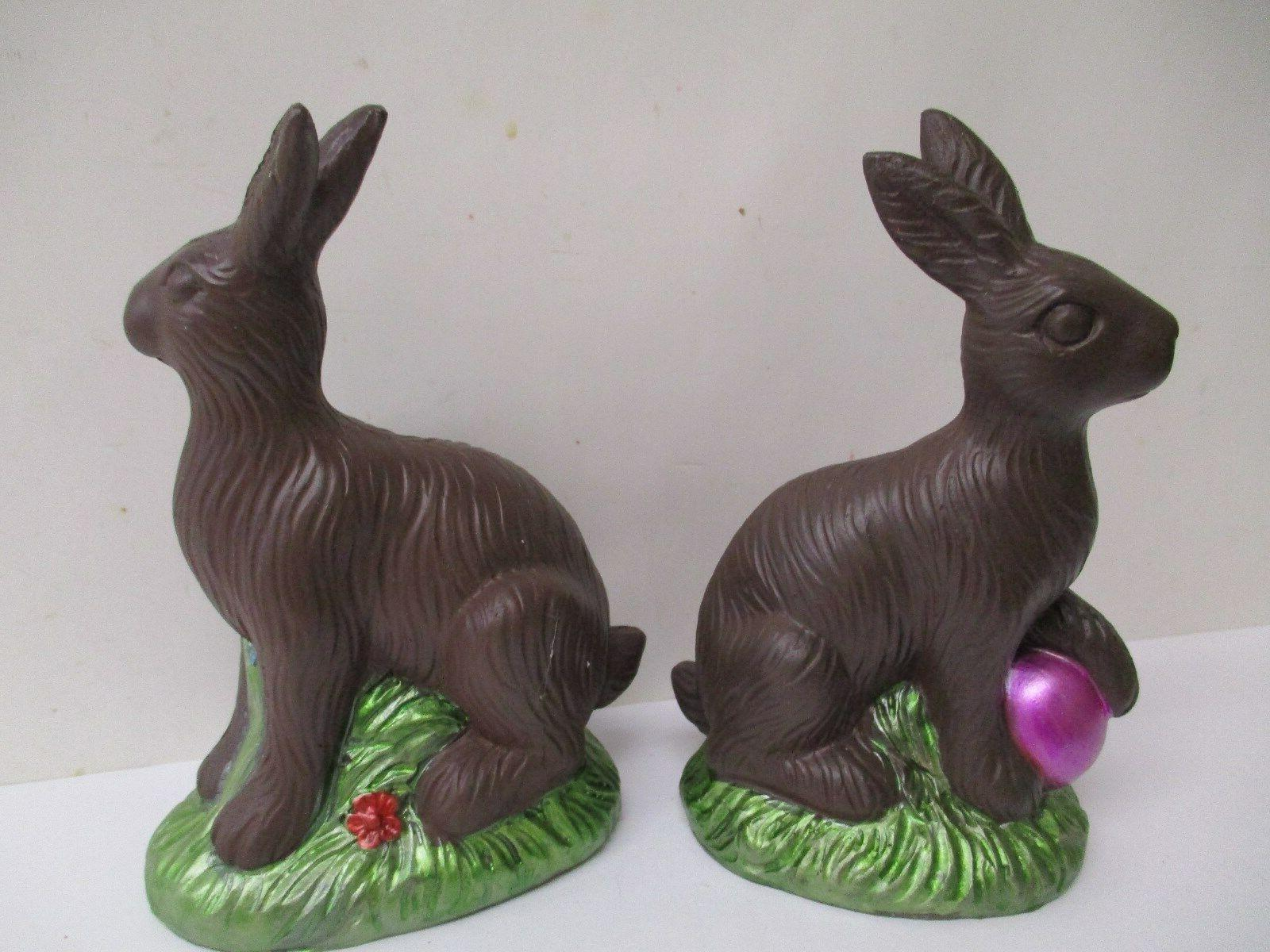 2 pc set Faux Classic Rabbit