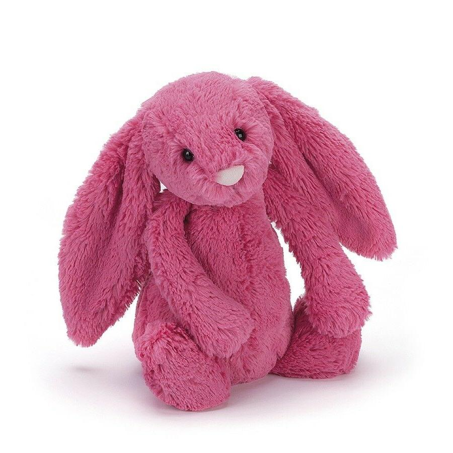 Jellycat Bashful Strawberry Bunny, Medium - 12
