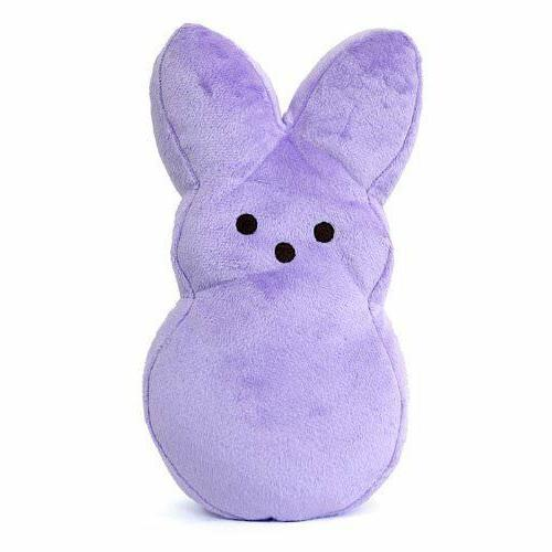 PEEPS Plush Bunny Rabbit Stuffed Animal Easter Basket Filler