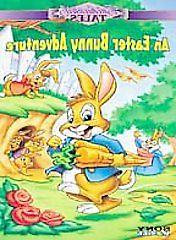 AN EASTER BUNNY ADVENTURE - ENCHANTED TALES - DVD - NEW