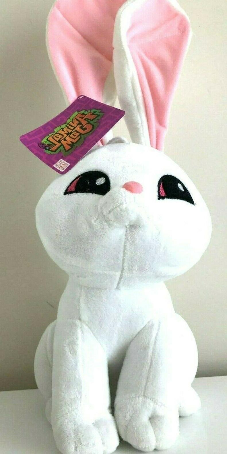 Animal XLarge 22'' Bunny. White Animal