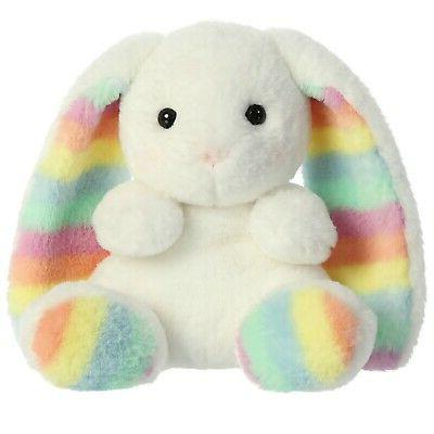 aurora easter item 11 cora rainbow bunny