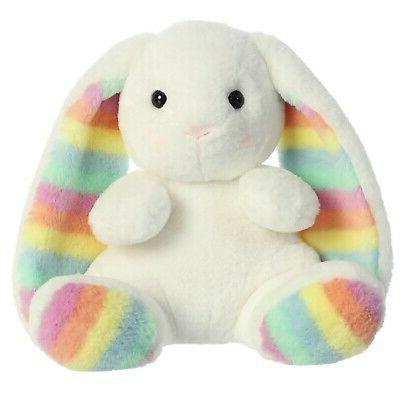 aurora easter item 13 cora rainbow bunny