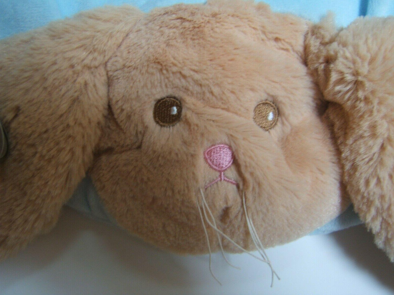 Bearington Collection Easter Bunny Tail Fuzzy Soft