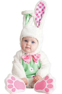 Brand New Baby Bunny Infant/Toddler Halloween Costume