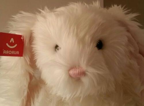 Aurora Bunny: White: Bunny Animal