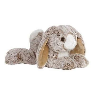 "Aurora Bunny Rabbit Fluffy Snuggles Plush Stuffed Animal 10"""
