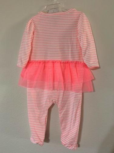 Carters Easter Outfit Baby Girl Size 6 Months NWT