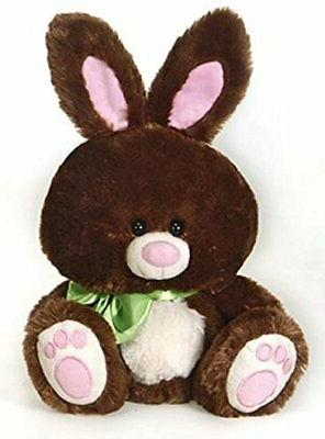 chocolate brown easter bunny cute