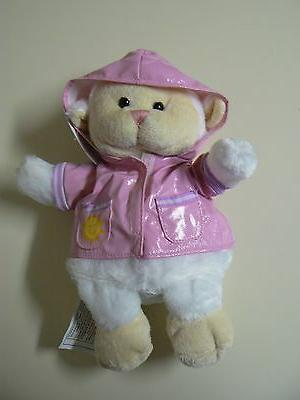 Amscan CUDDLE CLUB LAMB in Raincoat PUDDLE #453514 Easter Gift