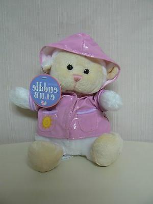 Amscan CUDDLE CLUB - LAMB in Raincoat - PUDDLE Easter