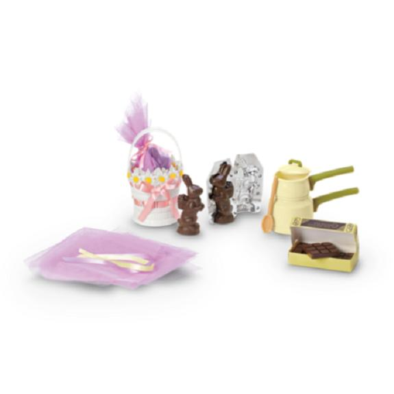 doll kit s homemade sweets with easter