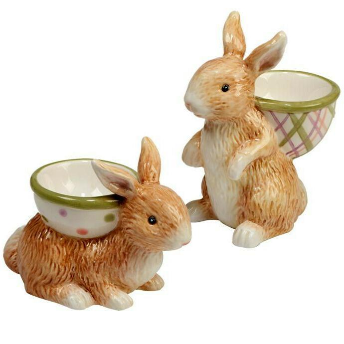Easter Egg Set Table Decor