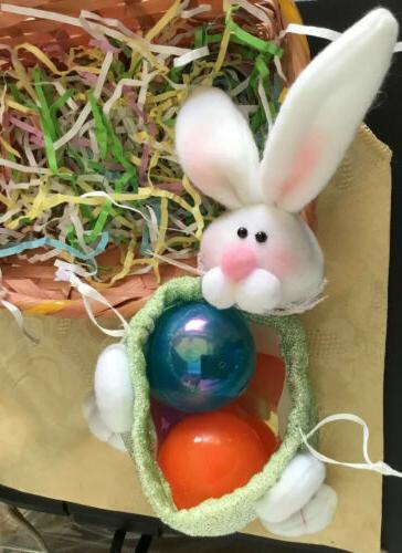 Easter Rabbit Treat Goody Cute