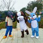 Easter Bunny Mascot costomes cartoon dog rabbit elephant fan
