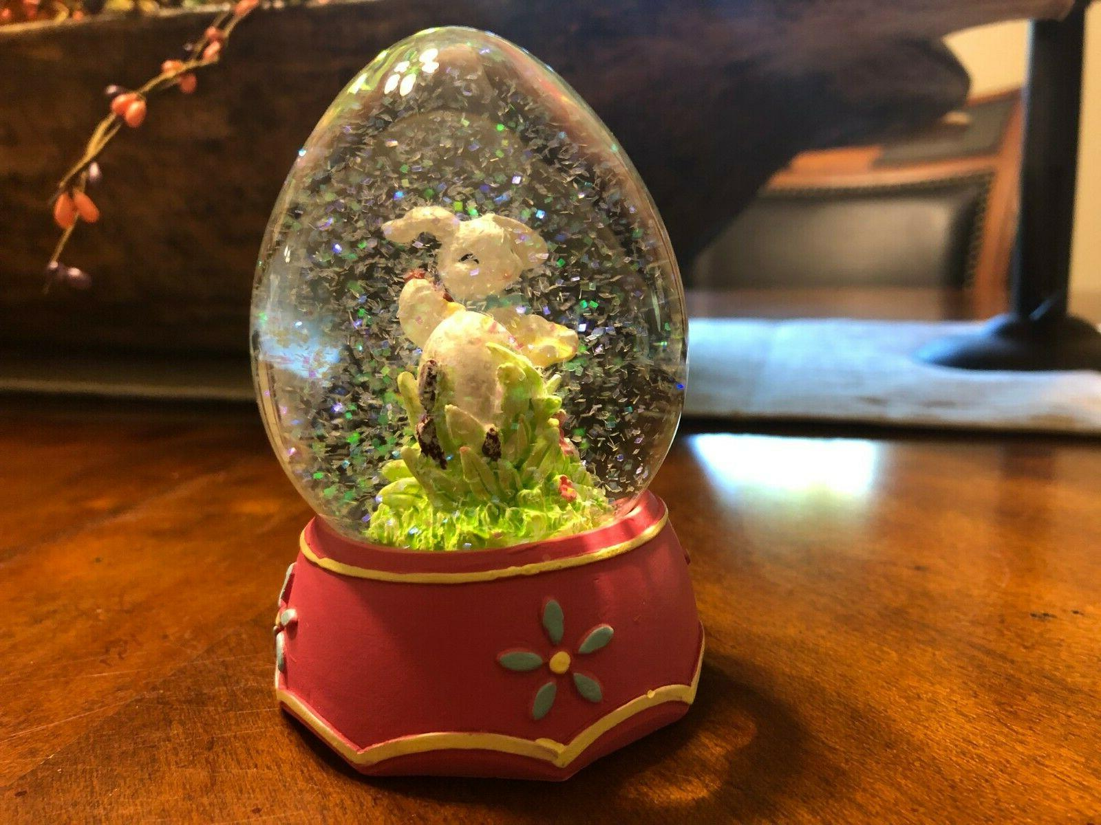 Easter Egg Globe Spring Globe New