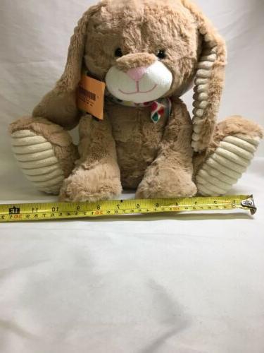 Animal Bunny Plush Rabbit Tan Stuffed Animal Floppy