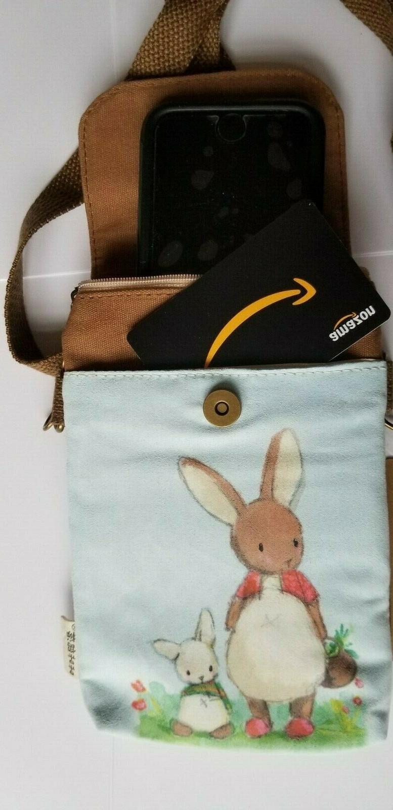 *Easter Bag Cell Pouch Purse
