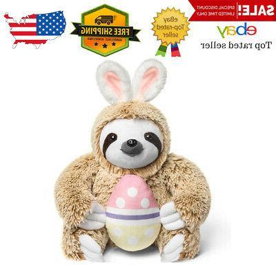 easter bunny stuffed animal fluffy stuffed easter