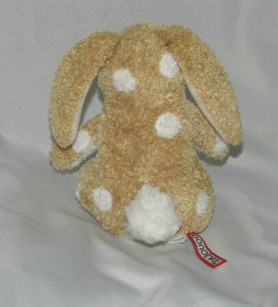 "Easter Rabbit Plush Animal Douglas Tan 7"""
