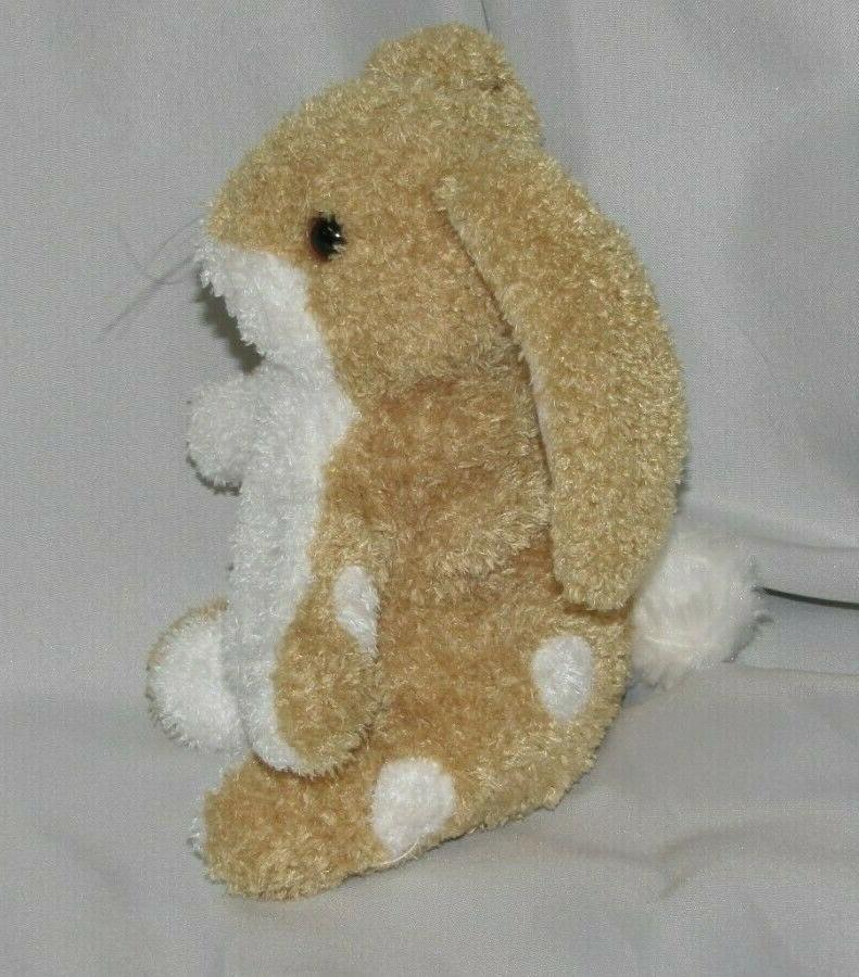 "Easter Bunny Rabbit Plush Stuffed Toy Animal Douglas 7"""