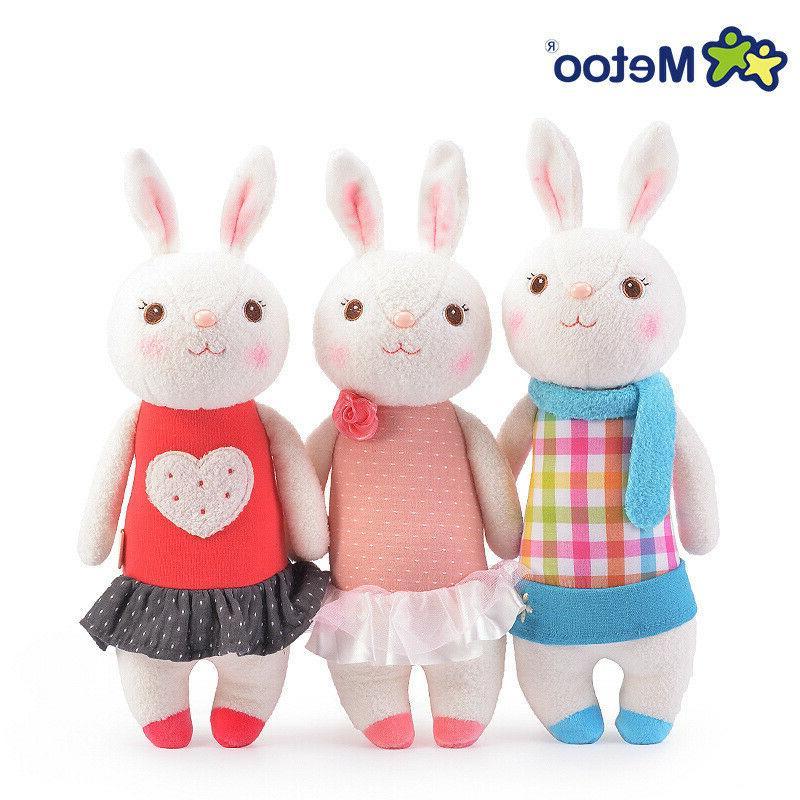 Easter Cute Bunny Plush Rabbit Animal Gift Doll