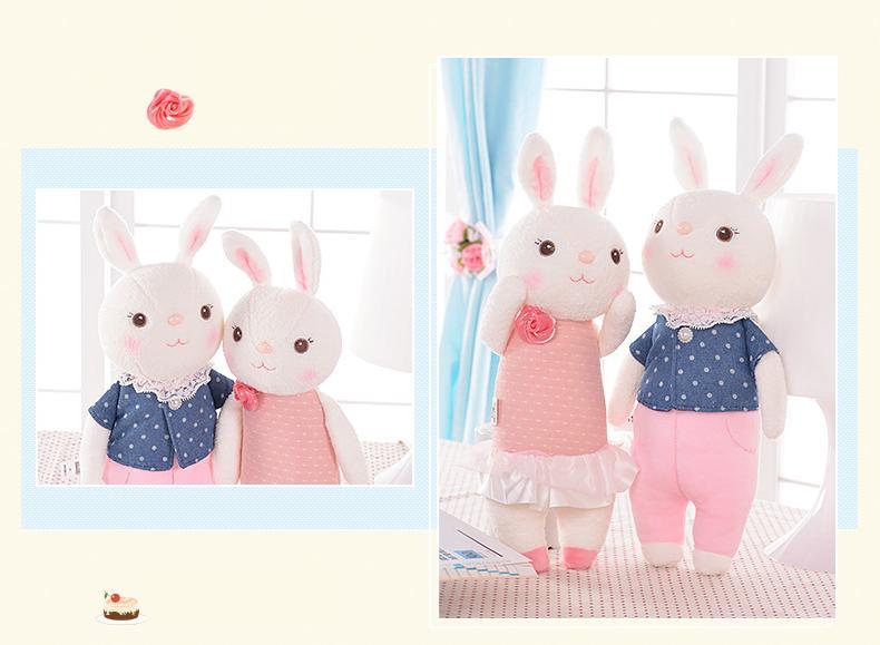 Easter Plush Rabbit Animal Doll