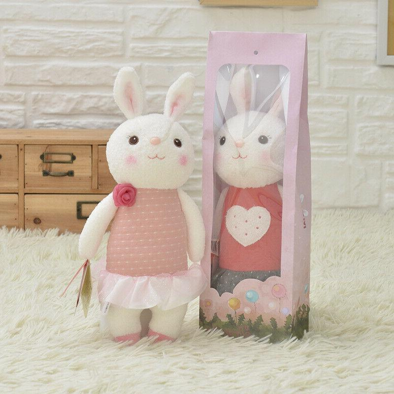 Easter Cute Bunny Soft Animal Kids Gift Doll