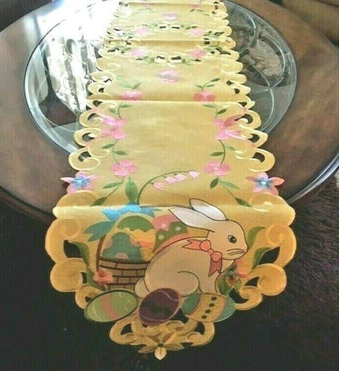 Easter Easter Embroidered
