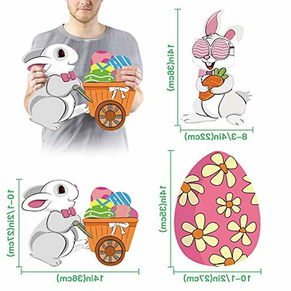 3ct Bunny Yard