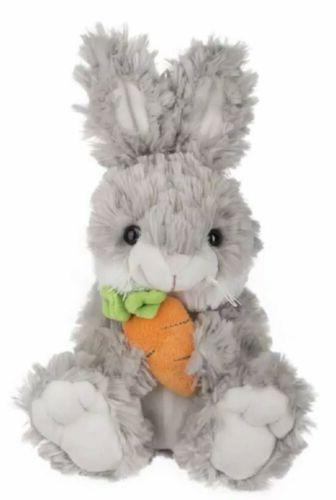 easter kids baby plush dusty bunny toy