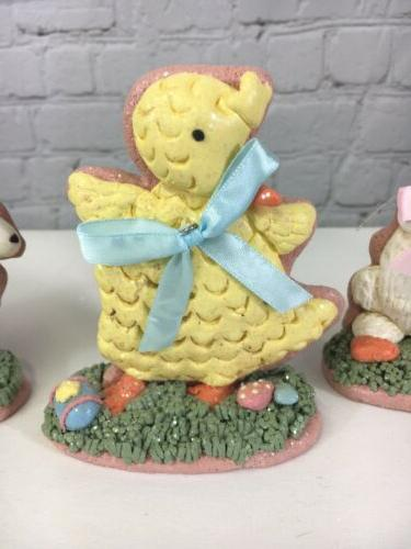 Easter Spring Bunny Parr Hill QVC Ship