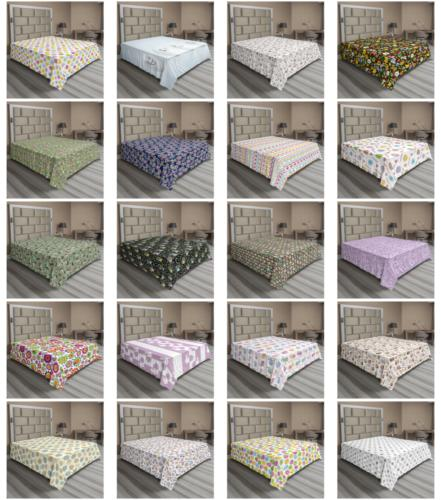 easter theme flat sheet top sheet decorative