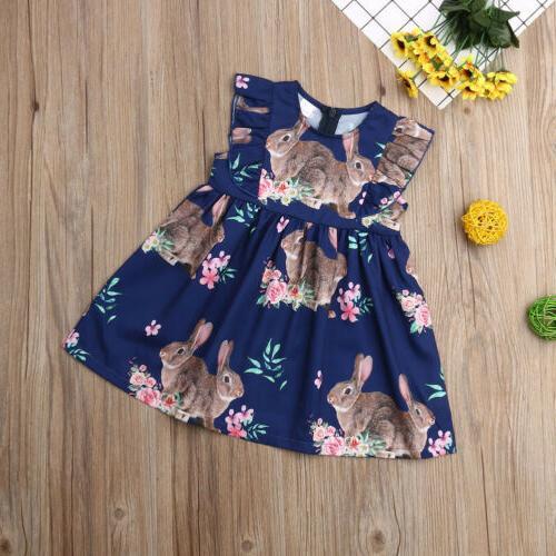 US Bunny Dress Casual