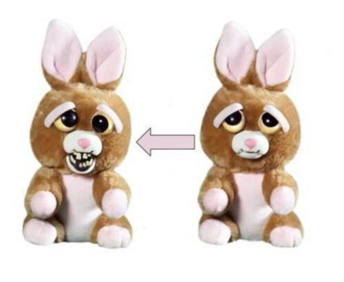 fiesty pet doofus easter bunny rabbit