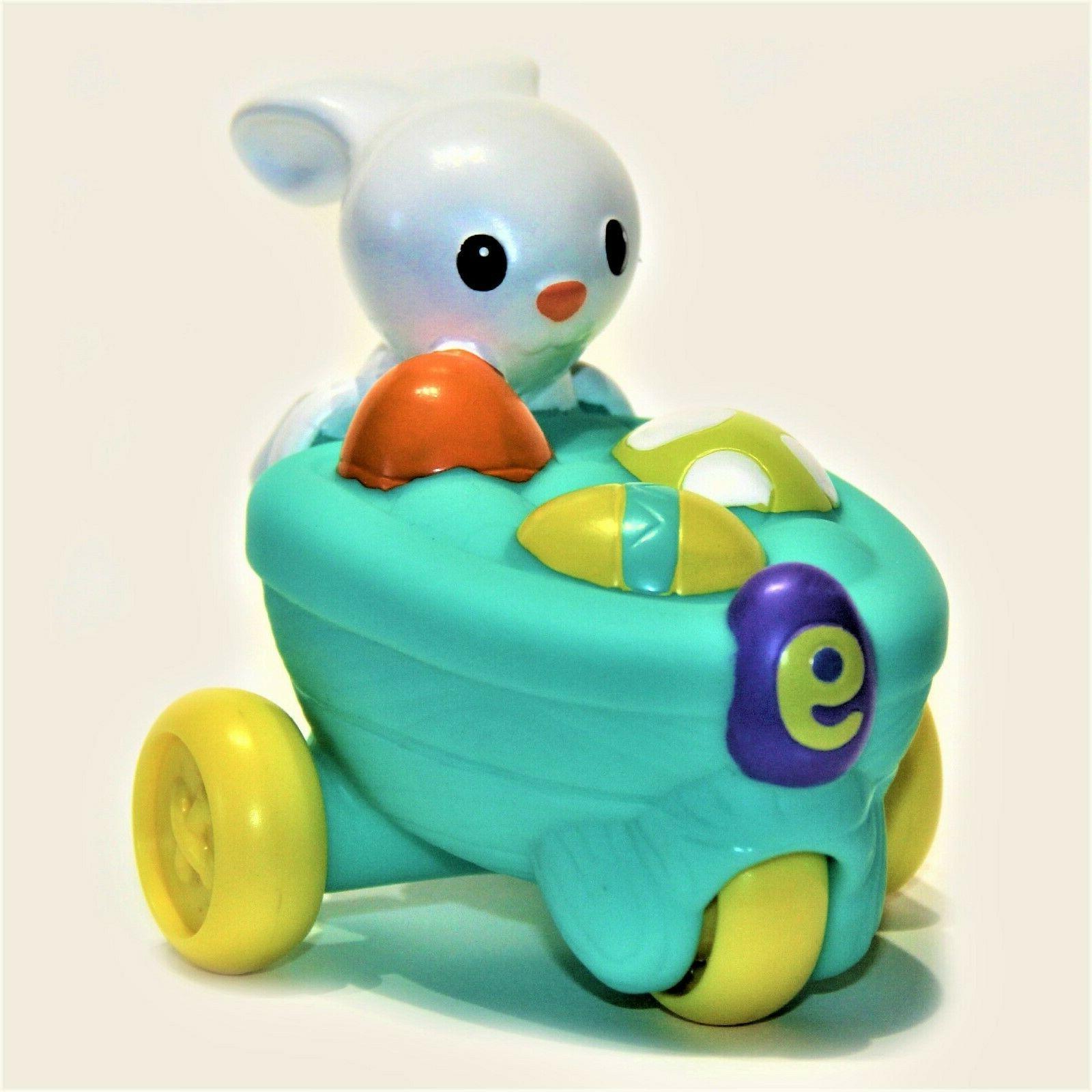 go gaga toy activity push toy squirrel