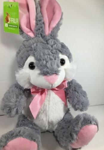 "Gray & Rabbit 13"" Animal Super"