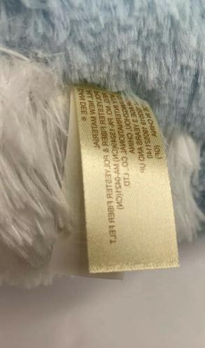 Hoppy 2020 Blue/White Soft Plush