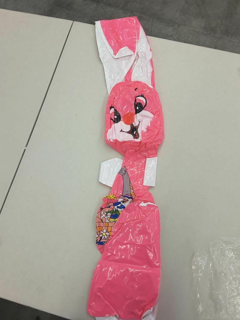 """Inflatable Easter Rabbit - 48"""""""